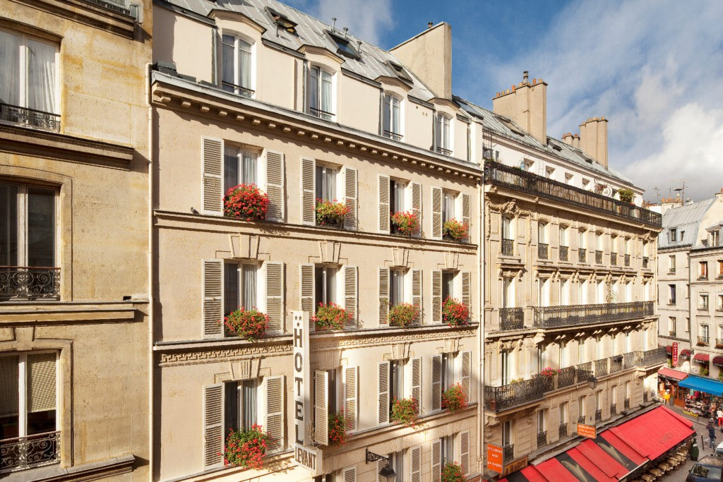 Hotel du Levant Paris_Chambre double supérieure_Brigitte Bardot