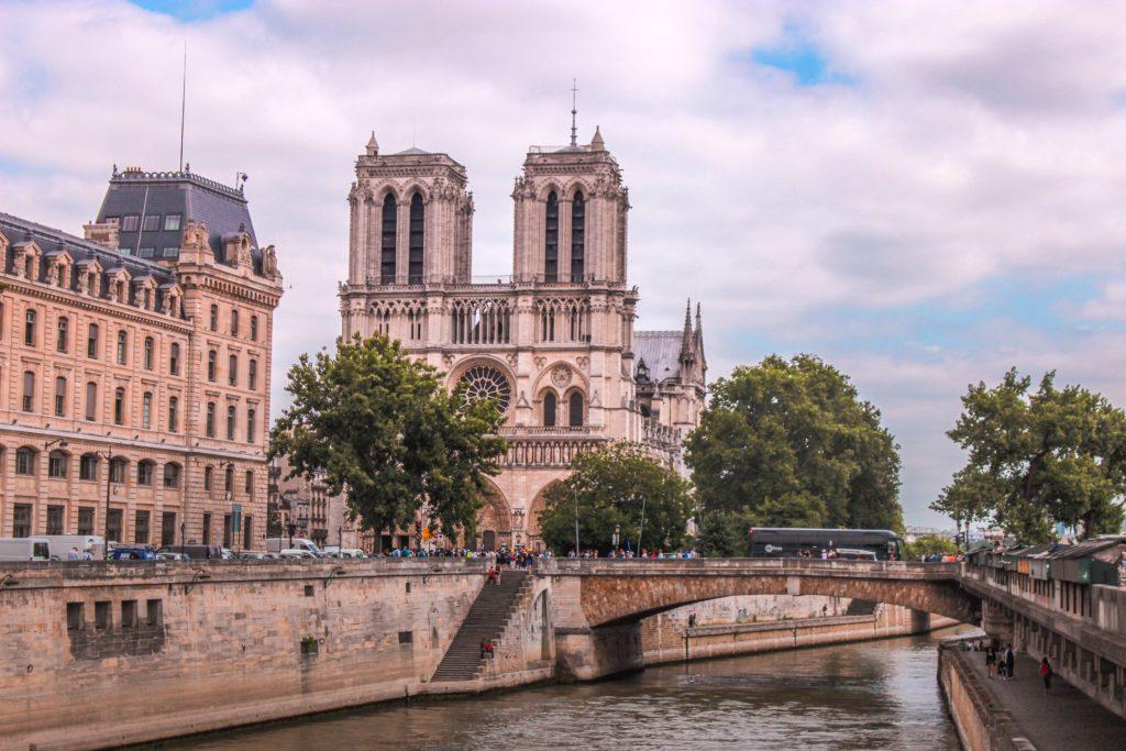 Hôtel du Levant Paris_Cathédrale Notre Dame de Paris